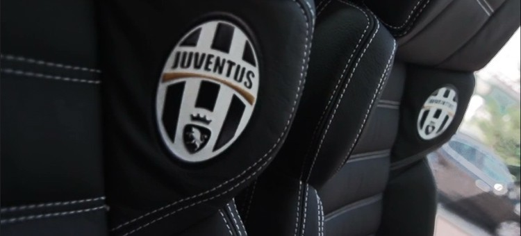 News the seats of champions lazzerini for Poltrona ufficio juventus